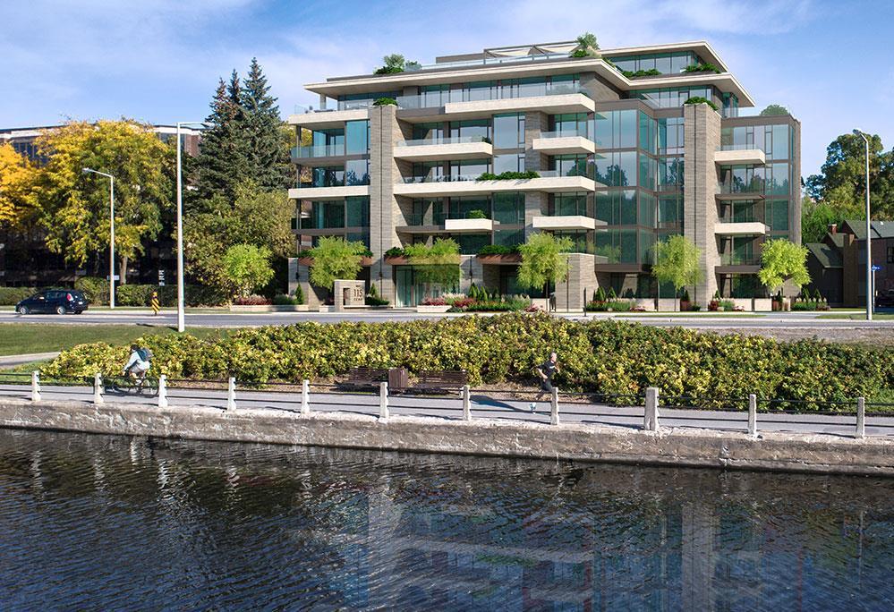 Echo Canal Boutique Condominiums , Ottawa