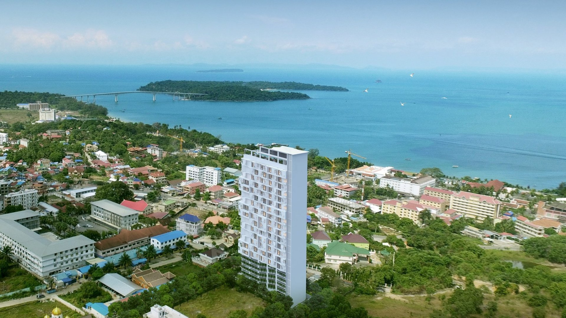 Air Apartment in Sihanoukville