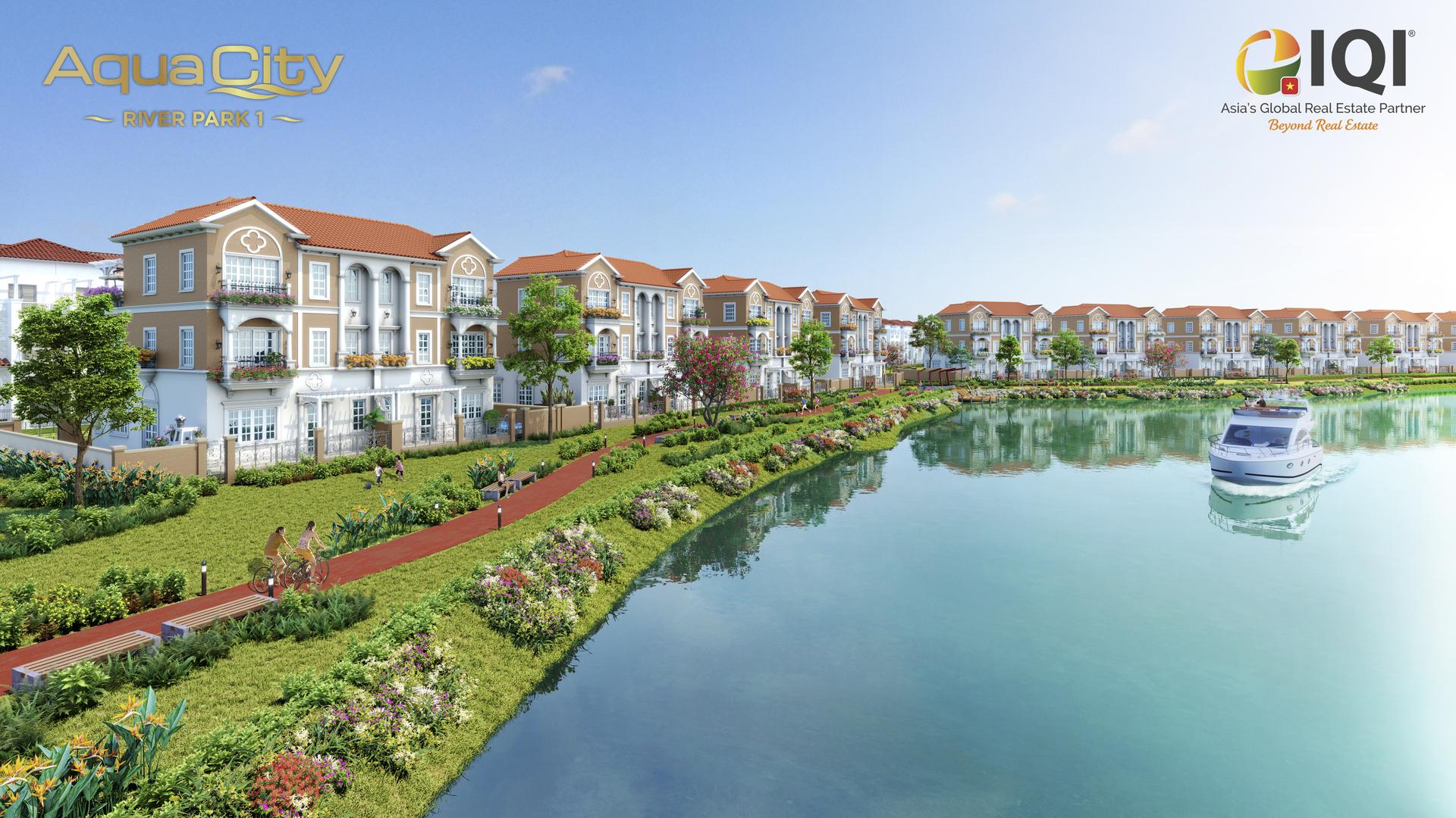 Aqua City- River Park 1