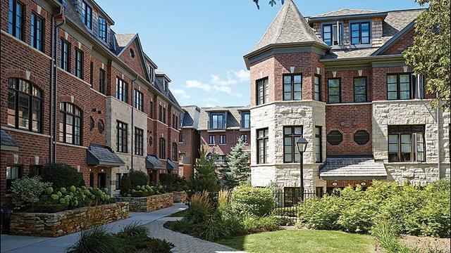 Streetsville Centre Townhomes