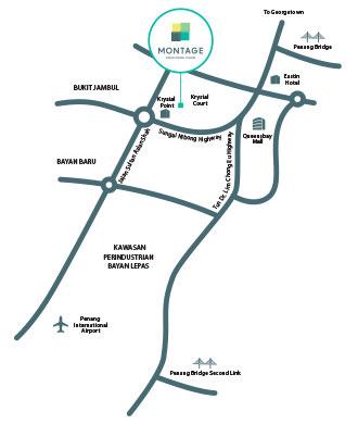 Map of Modular-inspired Residences