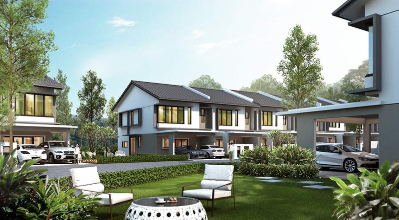 Shang Garden @ Bukit Sarimban
