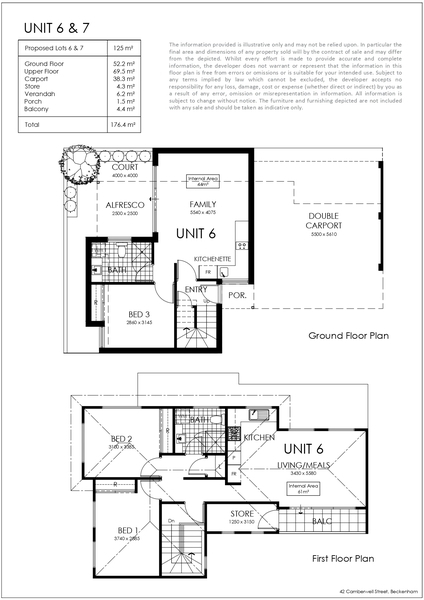 Camberwell Gardens-Dual Key design