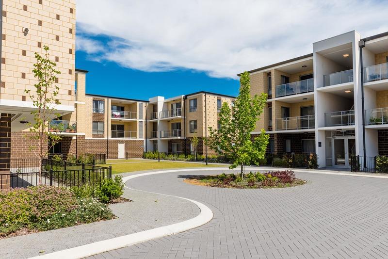 The Lane Apartments