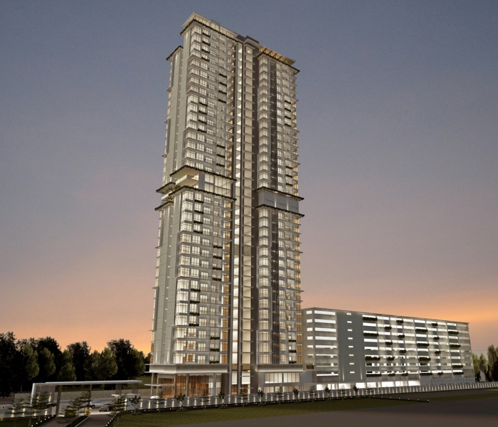 A 36 Storey Architectural Masterpieces