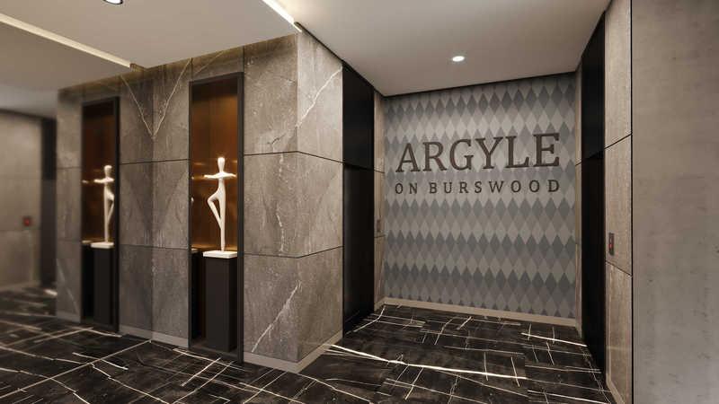 Argyle on Burswood
