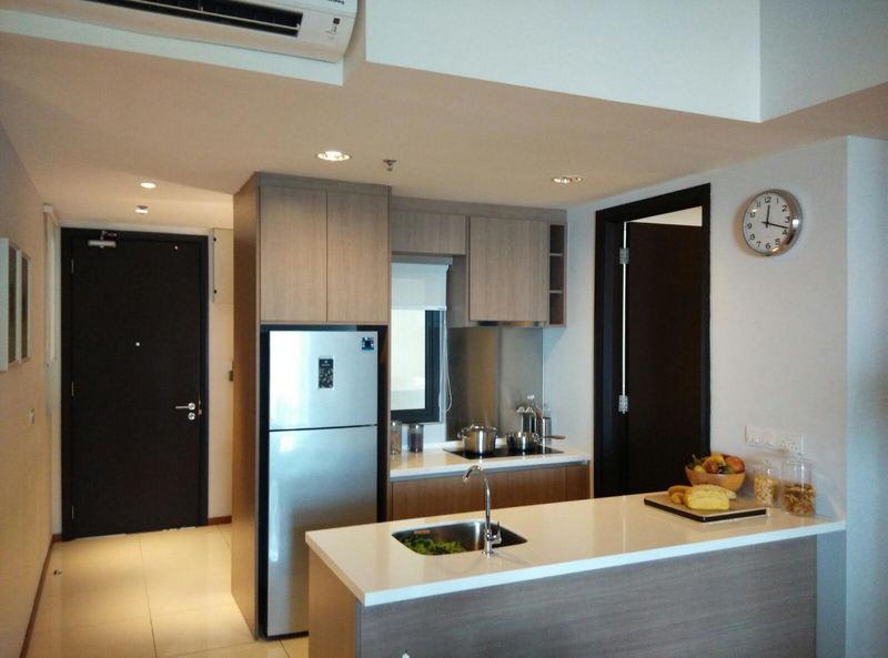 Comfortable seafront Condominium