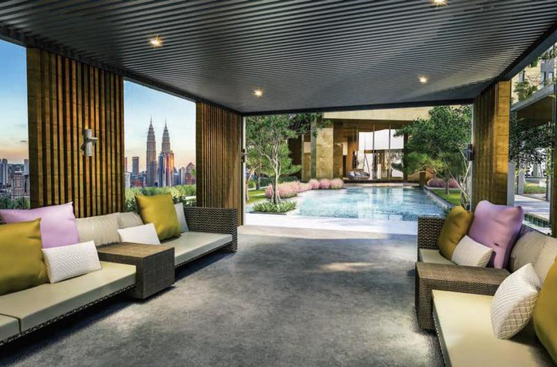 Living At The Centre of Connectivity, Convenience & City Attractions