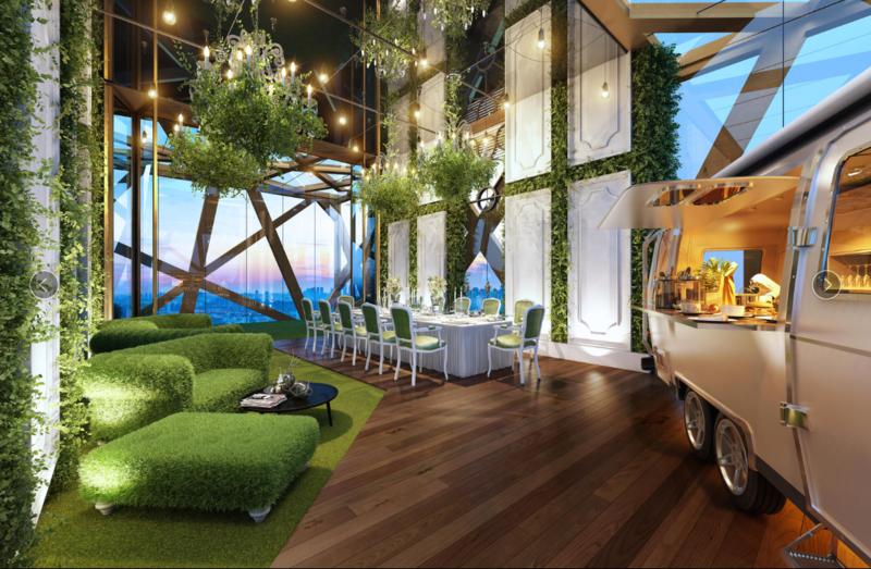 An Iconic Design Condominium