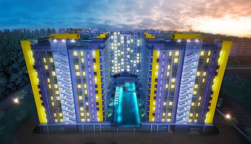 Urban Dual-Key Suites