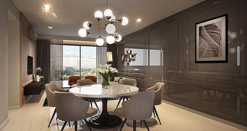 Sparkling Condominium