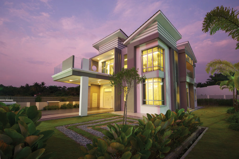 Gated & Guarded Courtyard Villas @ Bukit Mertajam