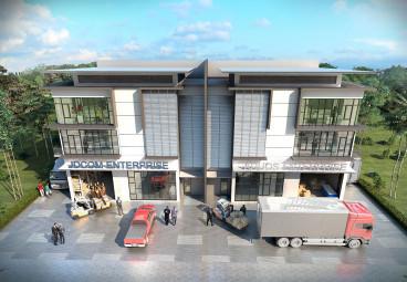 An Emerging Innovative Industrial Hub