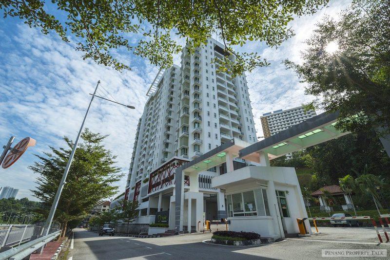 Pretigious Condominium In Teluk Kumbar
