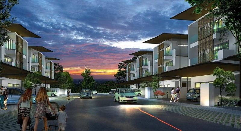 Windsor Estate @Kuching