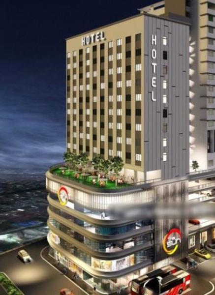 The Sun (Executive Suites) @Sungai Nibong