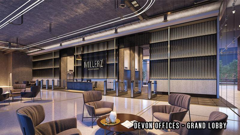 Livelier Office Tower in Kuala Lumpur