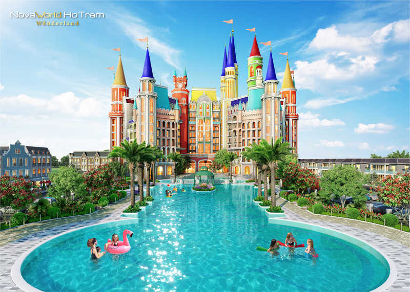 Novaworld Hồ Tràm - Wonderland