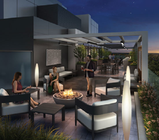 Terrasse - Boutique Luxury Condominiums