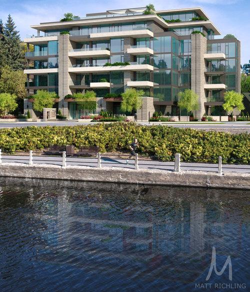 Echo Canal Boutique Condominiums - Ottawa