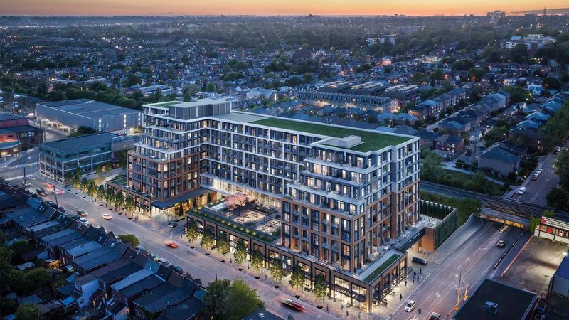 The Dupont Residences East Of Ossington