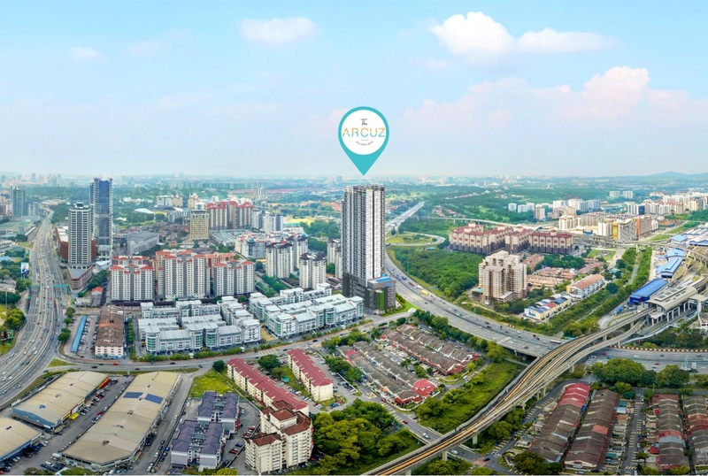 Nestled at the heart of Kelana Jaya