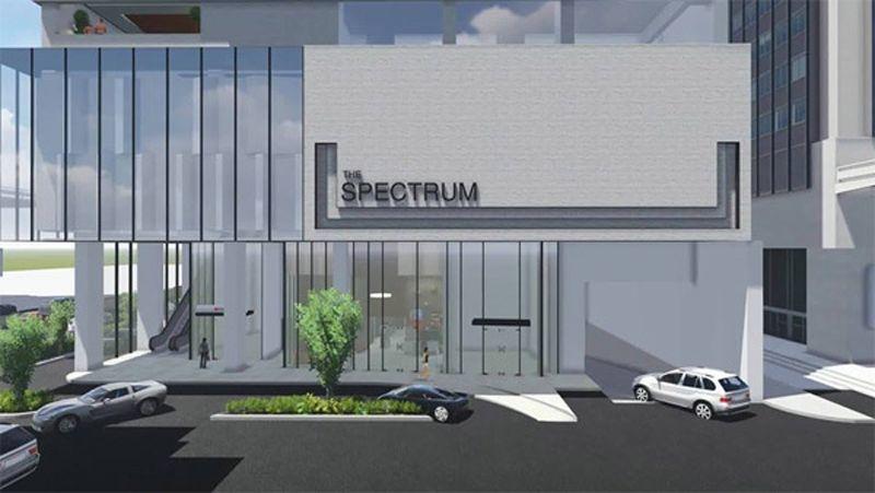 The Spectrum, Ortigas