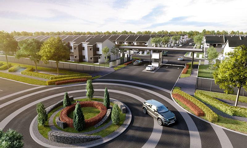 Luxury Residence in Seremban