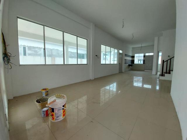 Pineville @ Jalan Teku Floor plan #1