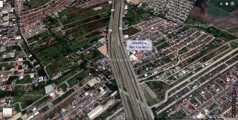 Land for Sale Kanchanaphisek Road, Khan Na Yao, Khan Na Yao, Bangkok