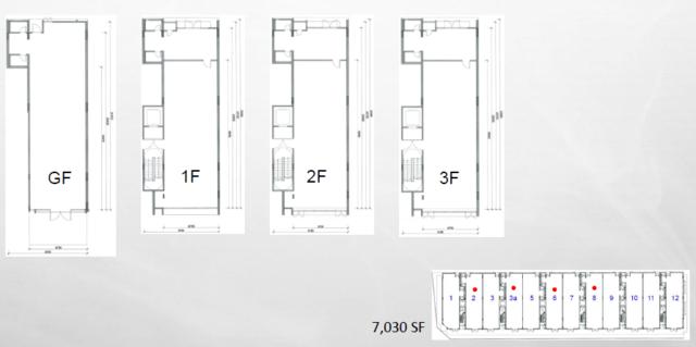 The Shore Business Avenue  Floor plan #1