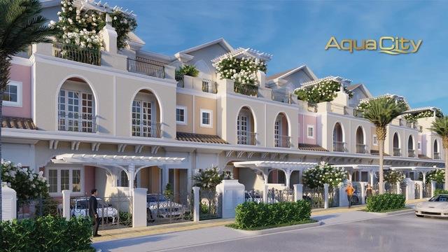 Aqua City - River Park 1 Floor plan #3