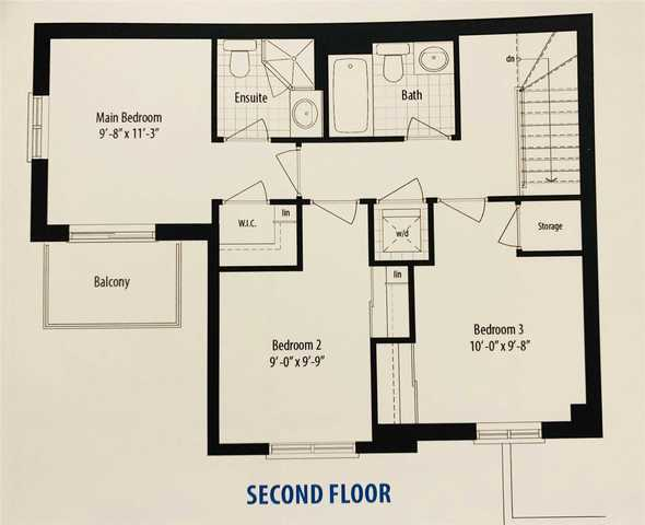 250 Sunny Meadow(Lot 97) Blvd46 Floor plan #2