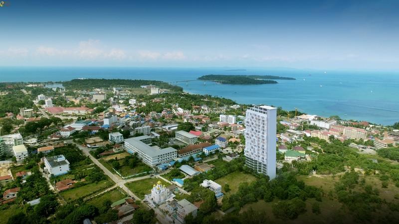 Preah Sihanouk Town
