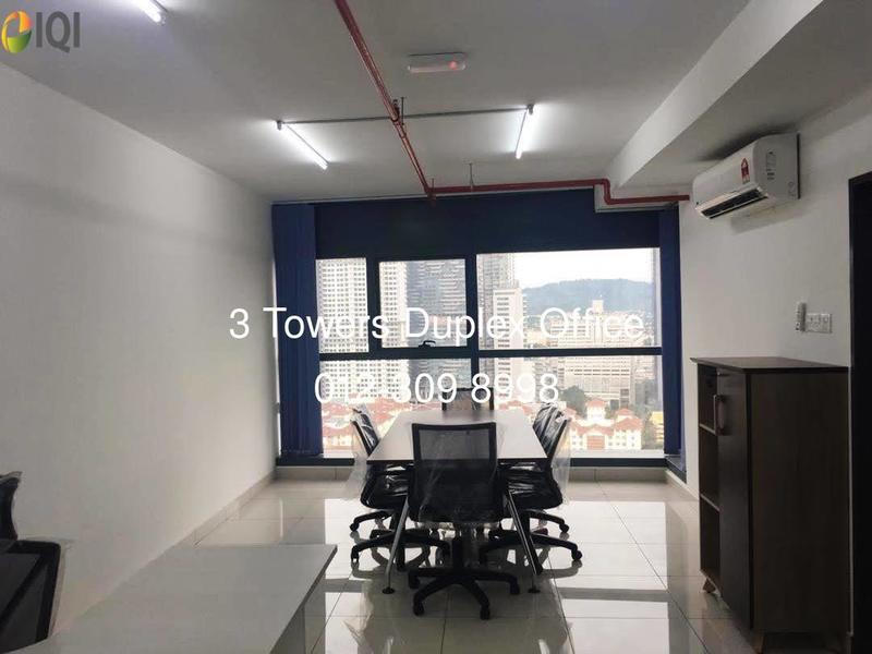 3 Towers Duplex Office FOR RENT @ Jalan Ampang