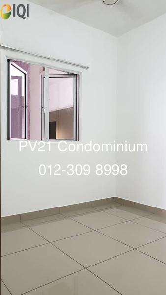 PV21 Condominium FOR RENT Setapak