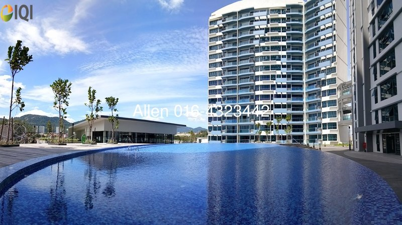 Waterside Residence @ The Light Waterfront | Completed New Condo