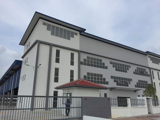 Elmina Industrial Estate,Shah Alam