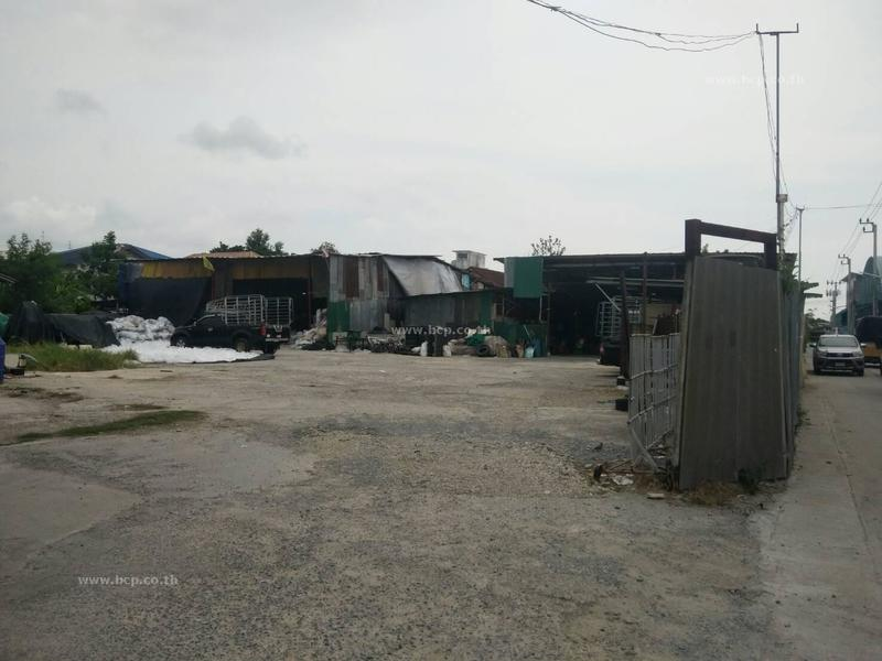 Land for sale,Sukhumvit 107 Rd.,Soi Bearing 48-1,Samut Prakan