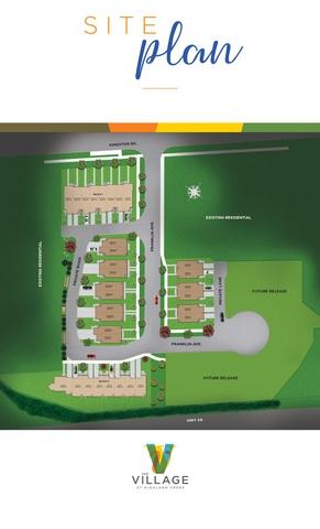 The Village at Highland Creek Floor plan #3