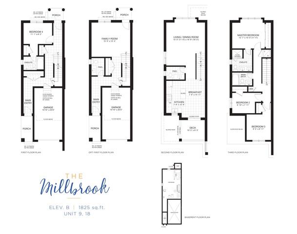The Village at Highland Creek Floor plan #2