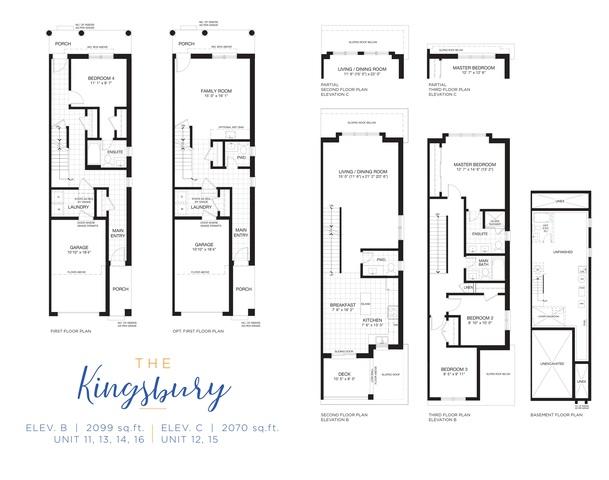 The Village at Highland Creek Floor plan #1