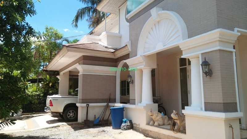 Detached House Nantawan, Ratchapruek Road, Bang Ramat, Taling Chan, Bangkok