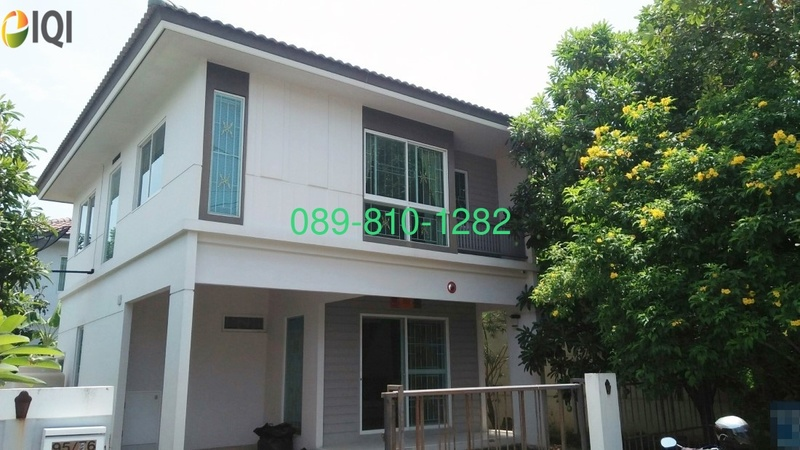 Detached House  Inizio Pinklao-Wongwaen Soi Wat Som Kliang Intelligent Road, Bang Kruai Town Hall, Nonthaburi
