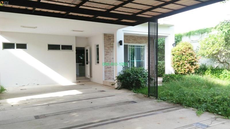 Detached House Nantawan, Phutthamonthon Park Road, Nakhon Pathom
