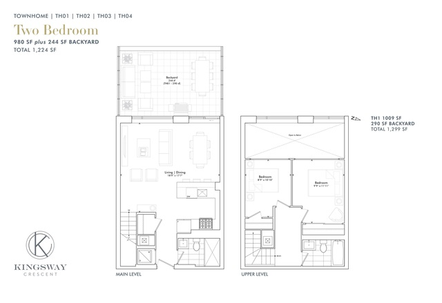 Kingsway Crescent Floor plan #1