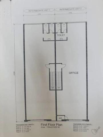 NSK kuchai Lama Floor plan #3