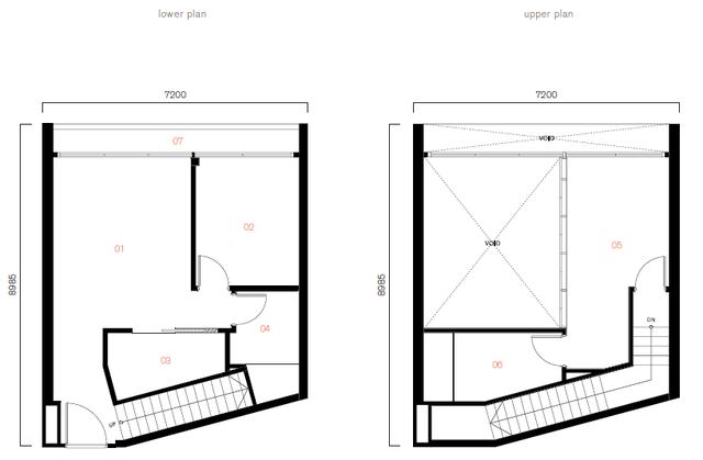 The Hub SS2 Floor plan #1