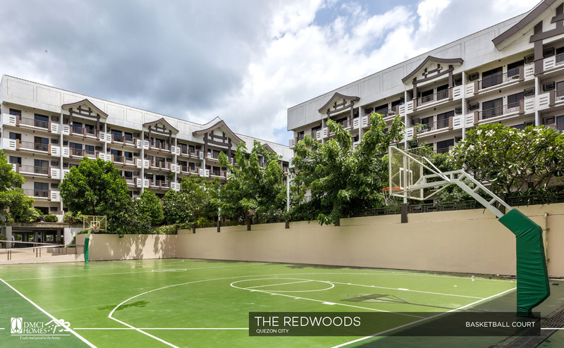 THE REDWOODS Residences,2BR with Balcony For Sale QC